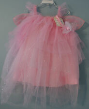 New Pottery Barn Kids BABY BLUSH FAIRY Costume Dress Infant 12-24 Months