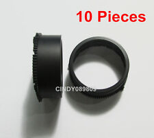 10 PCS FOR Nikon S2600 S3100 S4100 S4150 S4500 Lens Barrel Gears Tube Ring Black