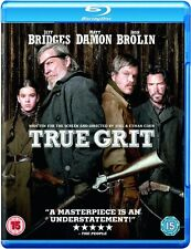 Blu-ray TRUE GRIT # v. Coen-Brüder, Jeff Bridges, Matt Damon ++NEU
