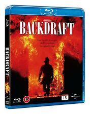 Backdraft (Region Free) Blu Ray