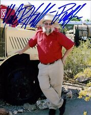 Mark Hall-Patton Autographed 8x10 Color Photo COA Beard of Knowledge Pawn Stars