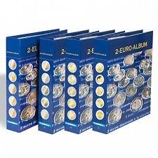 Leuchtturm - NUMIS 2-EURO-Vordruckalbum aller Euro-Länder, Band 1 bis 5