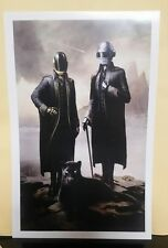 Daft Punk starboy poster 17x11 inches