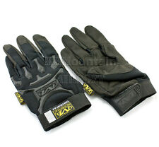 Tactical Navy Seal Style Gloves / Black / M Size (KHM Airsoft)