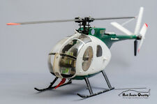 Fuselage-Kit Hughes oh-6a/500c 1:24 pour Blade MCPX, trex 150, wltoy v977, etc.