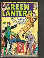 "Green Lantern #31 ~ ""Power Rings For Sale!"" ~1964 (2.5) WH"