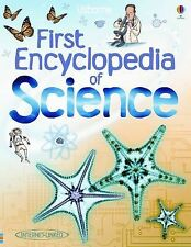 Usborne First Encyclopedia of Science Internet-Linked