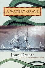 A Watery Grave-ExLibrary
