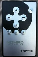 Creative Nomad Jukebox Remote