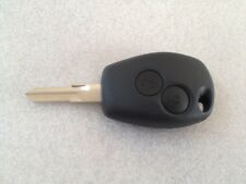 GENUINE NEW RENAULT REMOTE KEY FOB 2 BUTTON WITH CHIP CLIO TRAFIC MASTER KANGOO