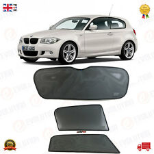 BMW 116i HATCHBACK SUNSHADE SET / SUNVISOR SETS 3 WINDOWS / 3 PCS 2006 TO 2011