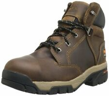 "Timberland Mens 6"" Helix Alloy Safety Toe Waterproof Boots TB089655214  SZ 11.5"