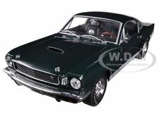 "1966 SHELBY GT350S ""FACTORY SUPERCHARGED"" GREEN 1/24 BY M2 MACHINES 40300-44B"