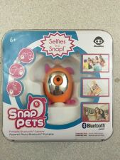 Snap Pets Portable Bluetooth Camera by WowWee - Selfies in a Snap