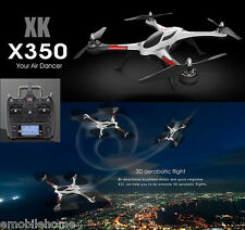 XK Stunt X350 Air Dancer 4CH 2.4GHz 6-Axis Gyro 3D 6G RC Quadcopter RTF Drone