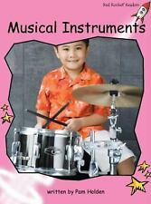 Musical Instruments by Pam Holden (2015, Paperback)
