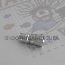 Air Arms Male Snap Connector / Quick Fill Adapter for Air Gun Rifle S2 S3 S4