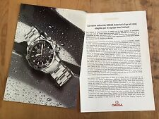 Press Kit OMEGA Nota de Prensa - Seamaster America's Cup Chronograph - Watches