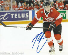 Team Canada Brendan Gallagher Signed Autographed 8x10 Photo COA E