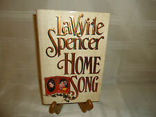 Home Song by LaVyrle Spencer (1995, Hardcover)