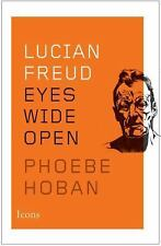 Lucian Freud: Eyes Wide Open (Icons)-ExLibrary