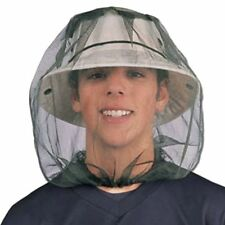 Midge Mosquito Mesh Head Net Face Protector Mosi Insect Bug Travel Camping Repel