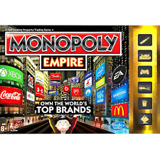 Hasbro MONOPOLY EMPIRE (UK version)