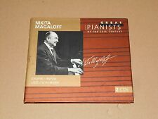 Nikita Magaloff - Chopin, Haydn, Liszt, Schumann; Carnaval - 2 CD Great Pianists