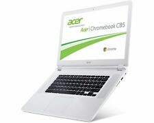Acer Chromebook 13 CB5 Quad Core Nvidia 2GB 16GB 13.3 FHD 1080p Laptop White