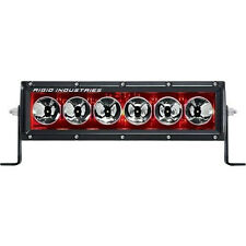 """Rigid Industries Radiance 10"""" LED Red Back Light New IN STOCK 21002"""