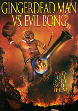 Gingerdead Man vs. Evil Bong (DVD, 2014)