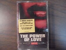 "NEW SEALED ""The Power Of Love"" Various Artists   Cassette Tape   (G)"
