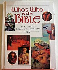 Who's Who in the Bible by Dietrich Gruen (1995, Hardcover)