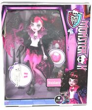 Draculaura Monster High 2012 Ghouls Rule Dracula Bat Wings Skeleton Mask