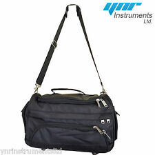 YNR Beauty Makeup Medical Hair Tools Bag Black Cosmetics Storage Travel Bags