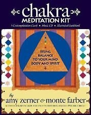 Chakra Meditation Kit : Bring Balance to Your Mind, Body and Spirit by Monte...