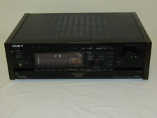 Sony Vintage preamp TA-E1000ESD Digital Processing Control Amplifier