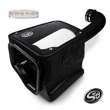 S&B COLD AIR INTAKE 14-16 CHEVY SILVERADO GMC SIERRA 1500 5.3L 6.2L DRY FILTER