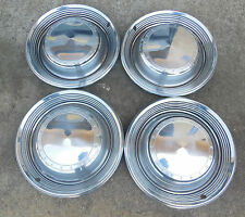 """15"""" 1971 Chrysler exc. 300 Deep dish Hubcaps Wheel Covers"""