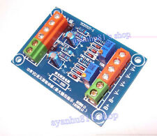 Passive Stereo VU Meter Driver Board Audio Power Amplifier DB Audio Level Meter