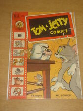 TOM AND JERRY COMICS #76 VG- (3.5) DELL COMICS NOVEMBER 1950