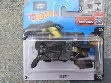 Hot Wheels 2016 #227/250 THE BAT black batmobile HW Batman Case K