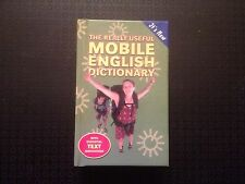 Mobile English Dictionary Text Message Words Abbreviations SMS Pocket Size