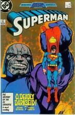 Superman (2nd series) # 3 (John Byrne) (Legends tie-in) (Estados Unidos, 1987)