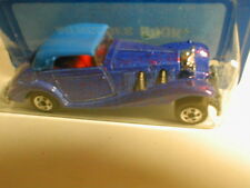 early 90`s Hotwheels blue card #164 MERCEDES 540K blue w/glitter   MIP BP 1994