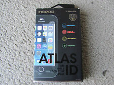 Incipio Atlas ID-Ultra Protective Waterproof Case For iPhone 5/5S IPH-1157-PK-S