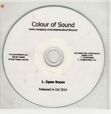(GU122) Colour of Sound, Open Room - 2010 DJ CD