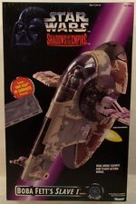 Star Wars Shadows Of The Empire - Boba Fett's Slave I Han Solo Carbonite MISB
