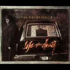 THE NOTORIOUS B.I.G. - LIFE AFTER DEATH  3 VINYL LP NEW+