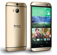 HTC ONE M8 32GB Dual 4MP foto QuadCore NFC 4G Android Sbloccato italiano oro